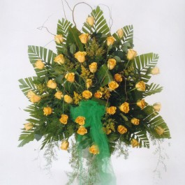 Yellow Roses Irish